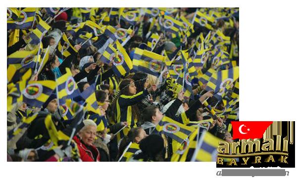 Fenerbahçe Spor Kulübü Bayrağı