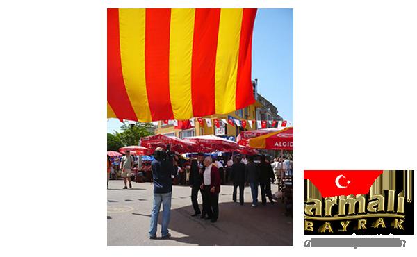 Galatasaray Spor Kulübü Bayrağı