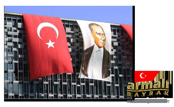 Meydan Tipi Türk Bayrağı