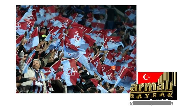 Trabzon Spor Kulübü Bayrağı